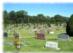 Photo from Calvary Cemetary